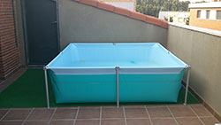 Hors sol iaso aquastar piscines for Piscine gonflable 2m diametre