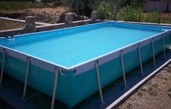 piscine acier 10m
