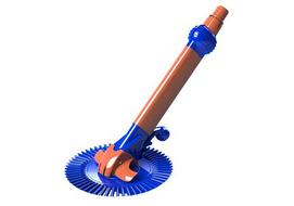 Robots de nettoyage hydrauliques