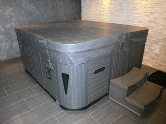 Couvertures de spa
