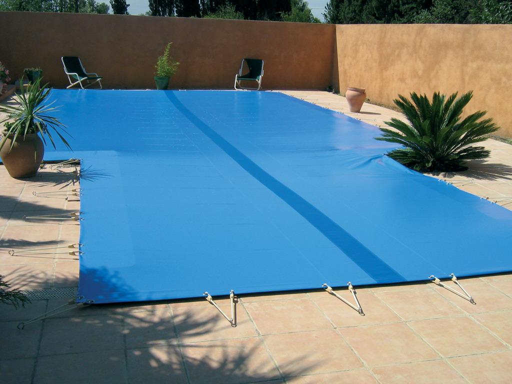 B ches hiver aquastar piscines - Bache piscine hiver ...