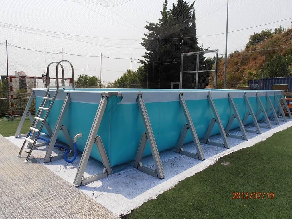 Hors sol iaso aquastar piscines for Piscines demontables