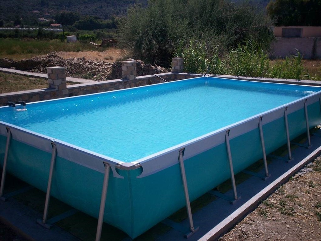 Hors sol iaso aquastar piscines for Piscinas montables